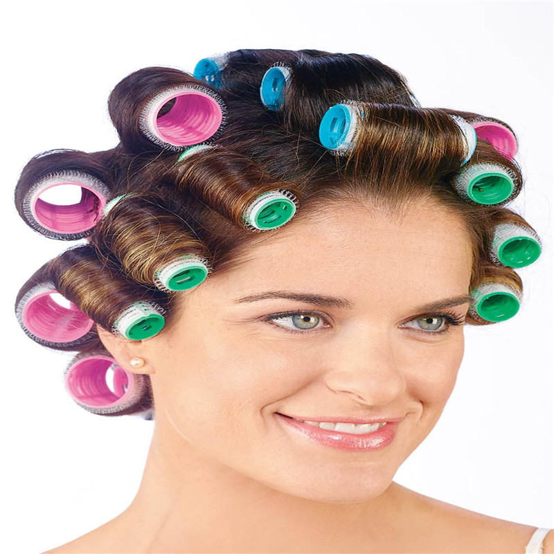 How To Make Fashionable Curls Style With SDMTECH Hair Rollers