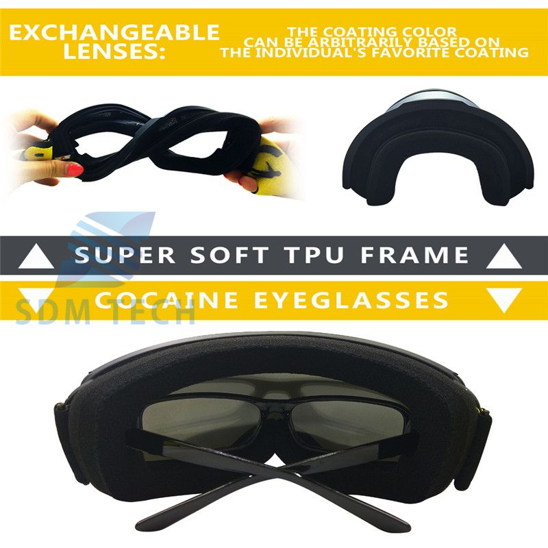 Ski Snowboard Goggles Snow Glasses For Mend And Women Double Lens Goggles For Skiing Anti-fog